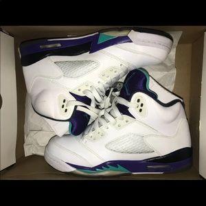 Air Jordan Grapes 6.5y